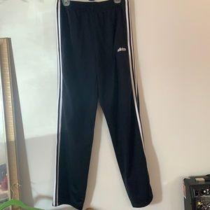 Navy Adidas Pants